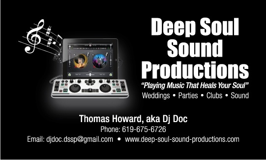 Featured Business: Deep Soul Sound Productions