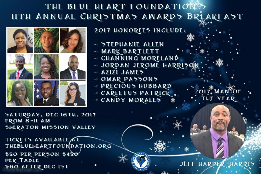 Hope for the Future - Blue Heart's 11th Annual Awards Breakfast @ Sheraton Mission Valley San Diego Hotel  | San Diego | California | United States