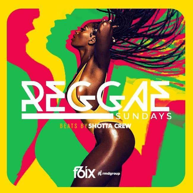 Reggae Nights at F6ix