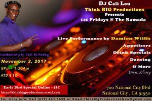 Think Big Productions Presents 1st Fridays at The Ramada @ Ramada San Diego National City  | National City | California | United States
