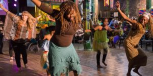 West African Dance Class @ World Beat Center | San Diego | California | United States