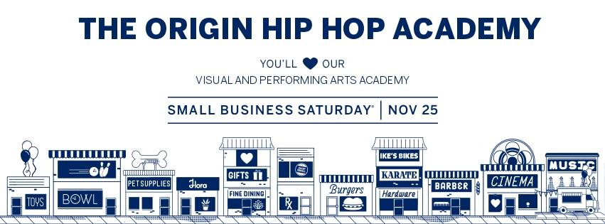Small Business Saturday and Dollar Day at The Origin @ The Origin Hip Hop Performing Arts Academy | El Cajon | California | United States