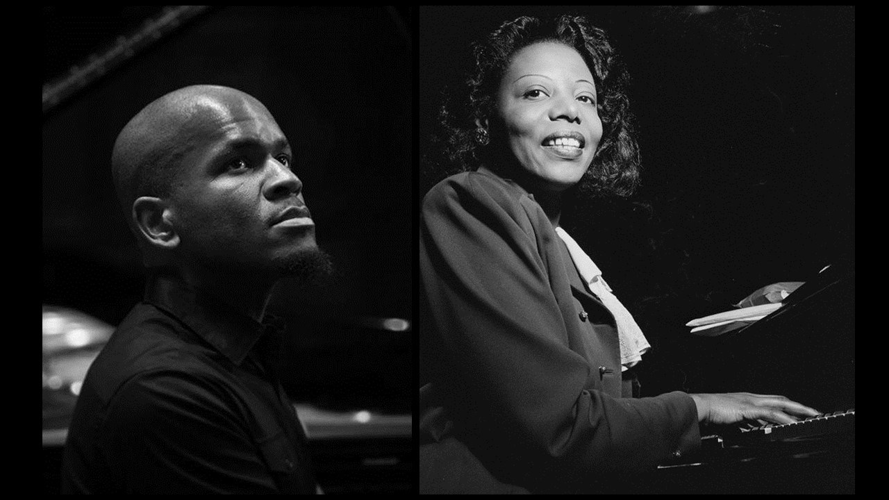 """Solo Reflections, II: """"Music of Mary Lou Williams"""" @ Dizzy's 
