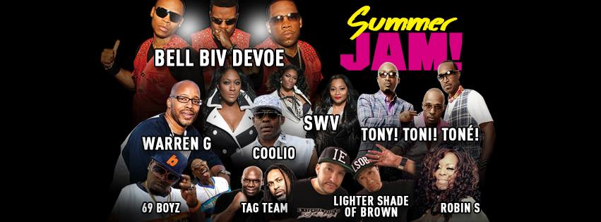 Magic 92.5 Summer Jam @  Valley View Casino Center | San Diego | California | United States
