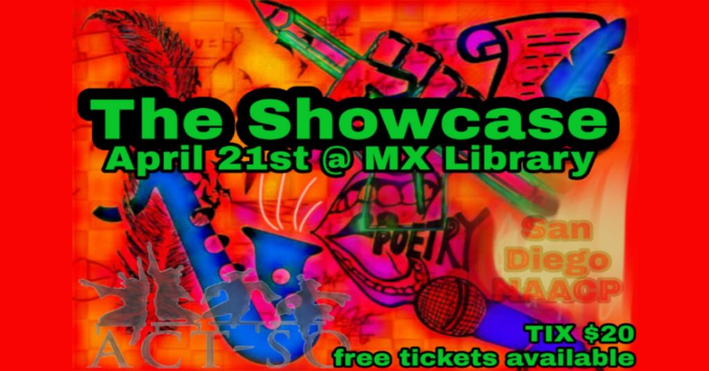 A C T - S O Showcase @ Valencia Park/Malcolm X Library | San Diego | California | United States