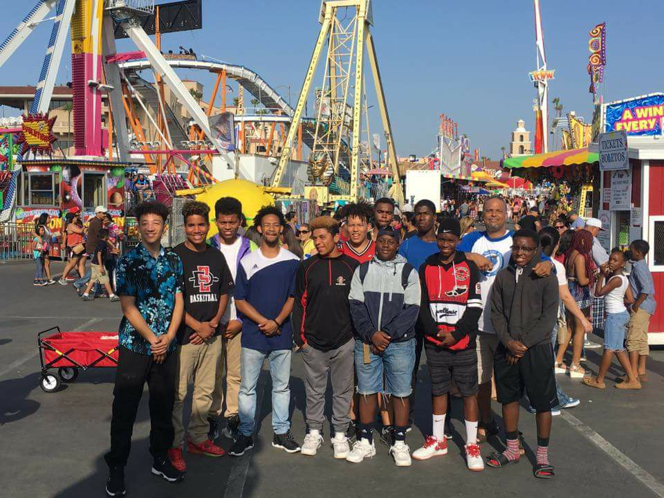 Blue Heart Family Day at the Fair @ San Diego County Fair | Del Mar | California | United States