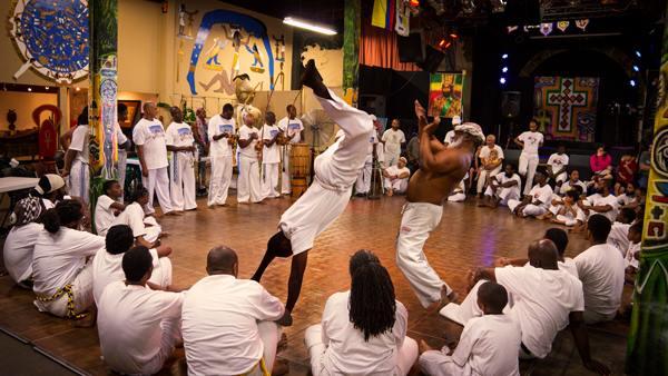 Tekura Jegnas Presents Capoeira Batizado @ WorldBeat Cultural Center