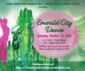 Emerald City Dance @ California Center for the Arts
