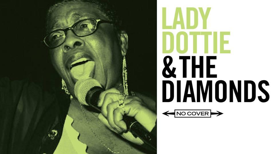 Lady Dottie & The Diamonds @ Park & Rec