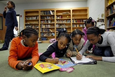 Beyond Reading Book Club @ El Cajon Branch Library