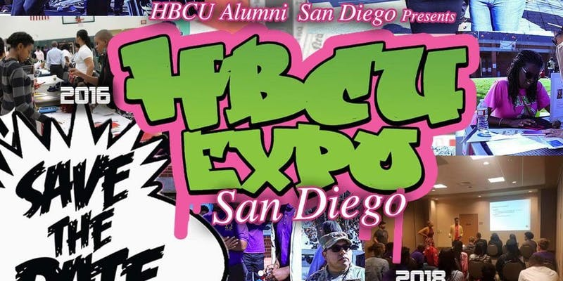 HBCU Expo San Diego (5th Anniversary) @ Jacobs Center for Neighborhood Innovation