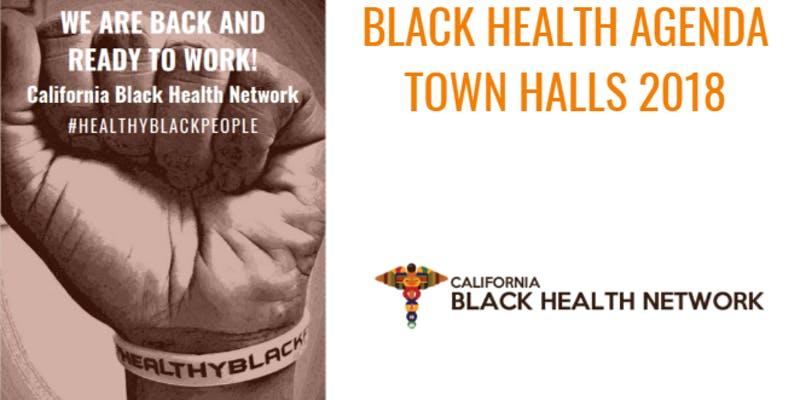 San Diego Black Health Agenda Townhall 2018 @ Valencia Park / Malcolm X Branch Library