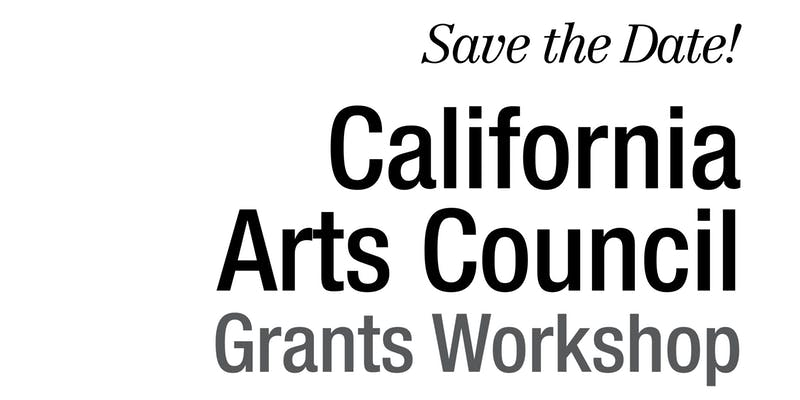 California Arts Council Grants Workshop: Oceanside @ Oceanside Public Library