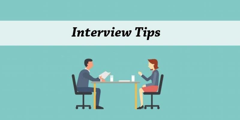 Interviewing for Success @ San Diego Miramar College: Career Center