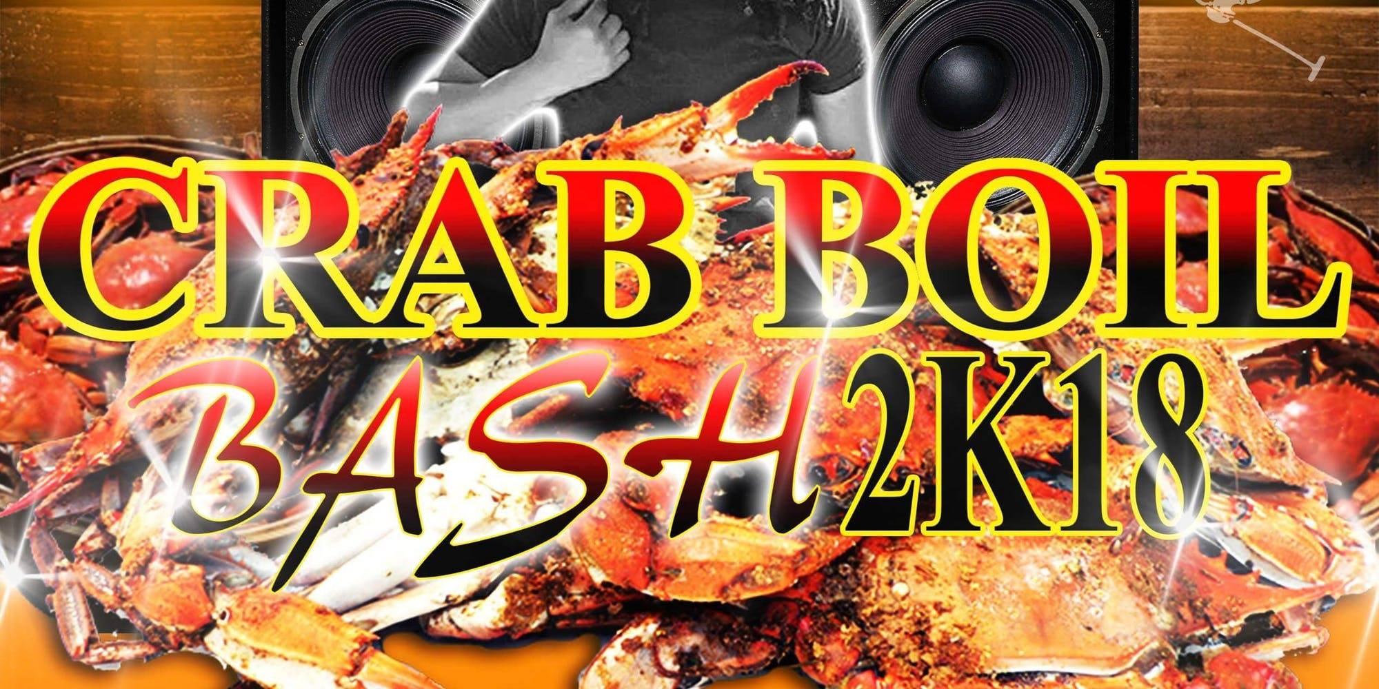 CRAB BOIL BASH 2k18 @ World Famous Imperial Barbershop