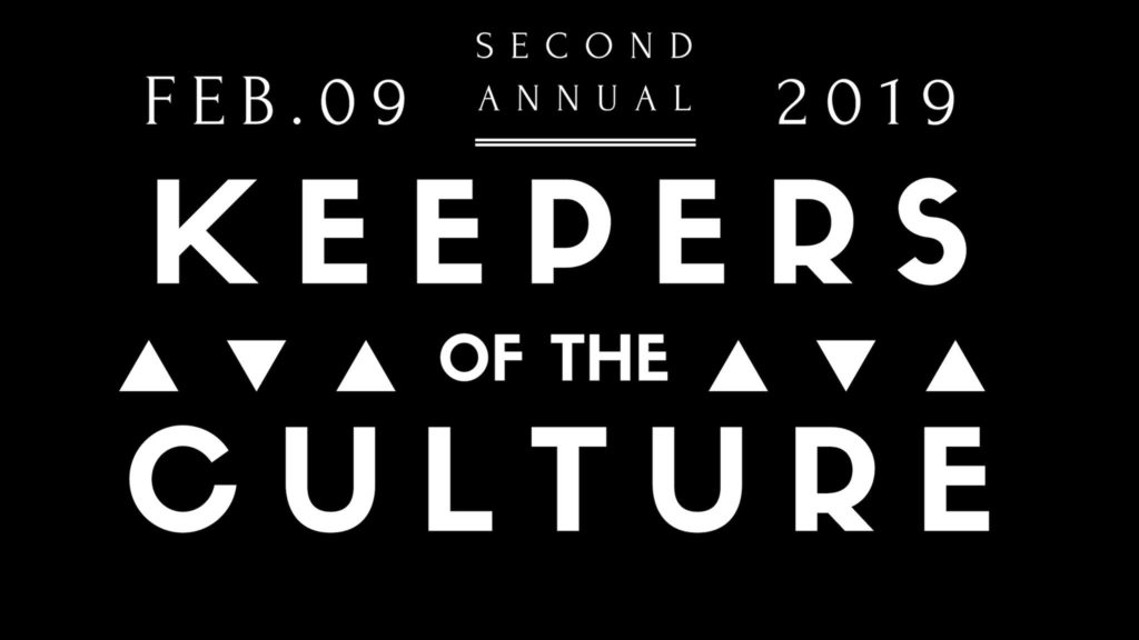 Second Annual Keepers of the Culture @  San Diego History Center