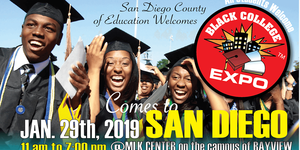 2nd Annual Black College Expo @ MLK Center on the Campus of Bayview