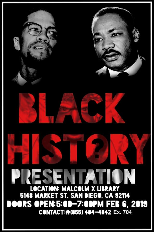 IUIC San Diego:Black History Presentation
