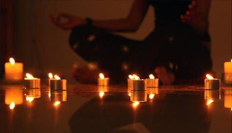 Candlelight Yoga (Relax & Restore) @ Martin Luther King Junior Memorial Park
