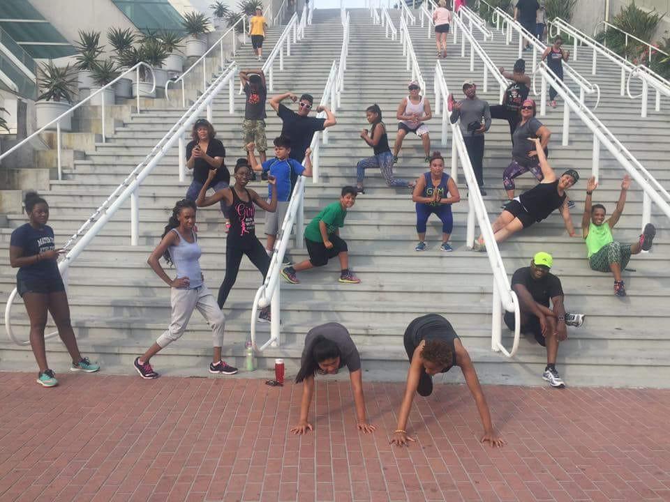 Killer Stairs (2019 Kickoff!) @ San Diego Convention Center