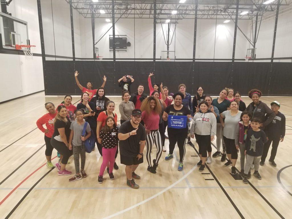 Cardio Blast-ing Into 2019 @ Jackie Robinson Family YMCA