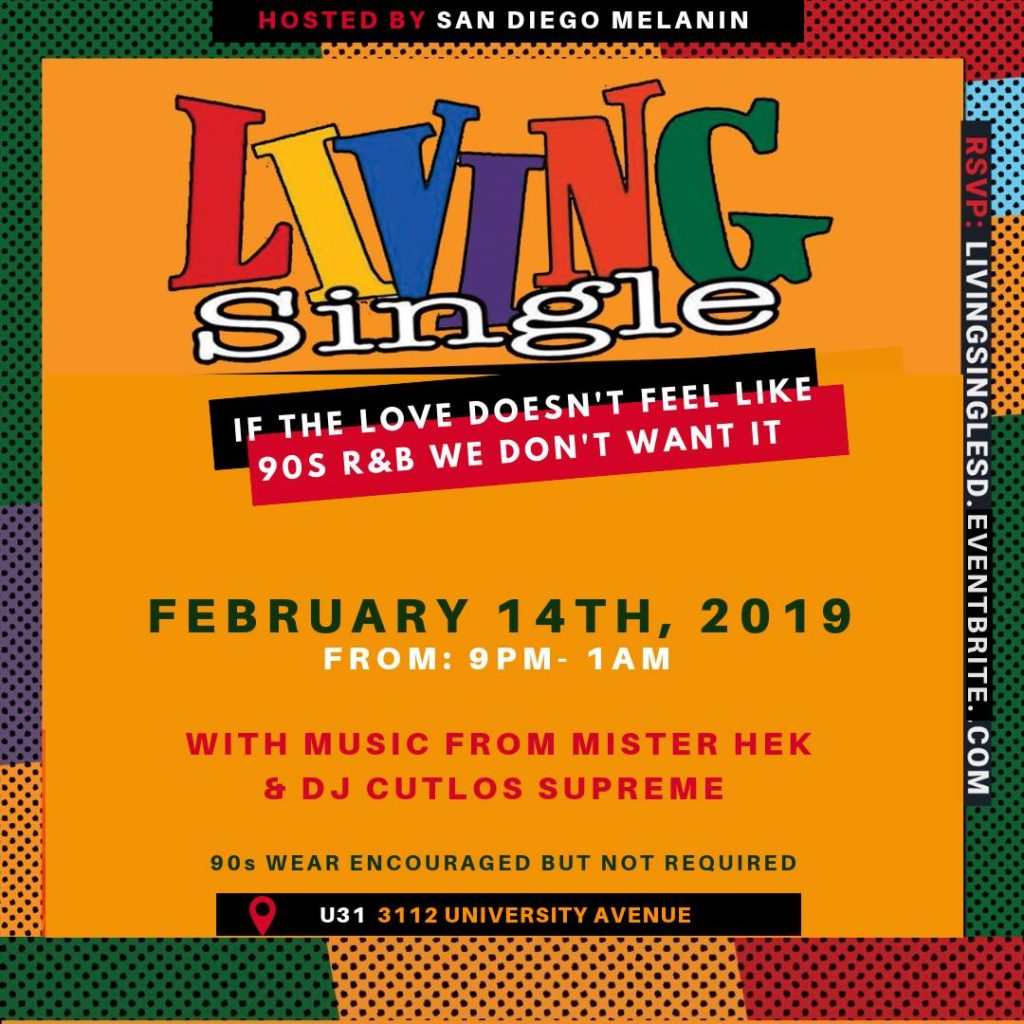 Living Single: A 90s Party @ U-31