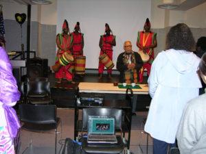 Celebrating the Life of N'namdi Afri Sikumbuzo  Nee @ malcolm X library