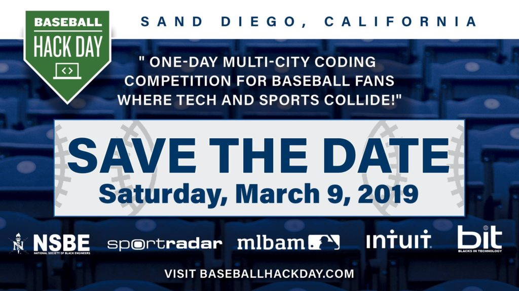 Baseball Hack Day San Diego @  Intuit