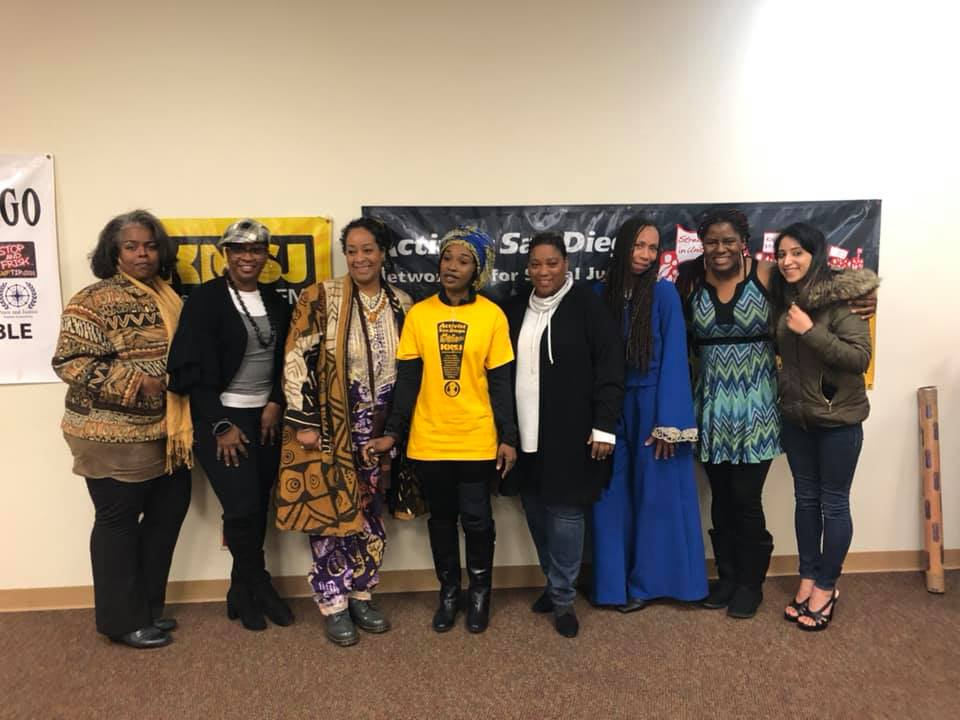 Womxn's History Month! Womxn of Color on the Rise @ Joyce Beers Community Center
