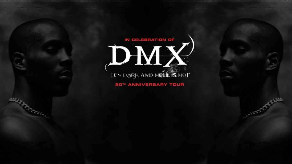 DMX - 20 Year Anniversary Tour - It's Dark and Hell is Hot @ house of blues San Diego