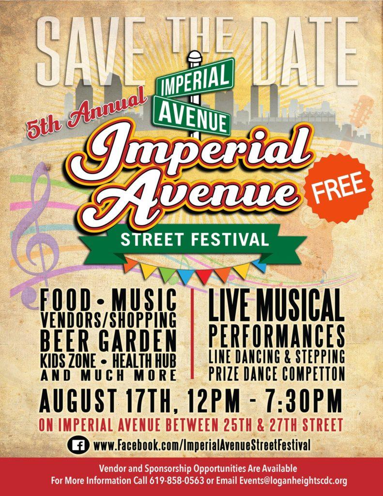 Imperial Avenue Street Festival