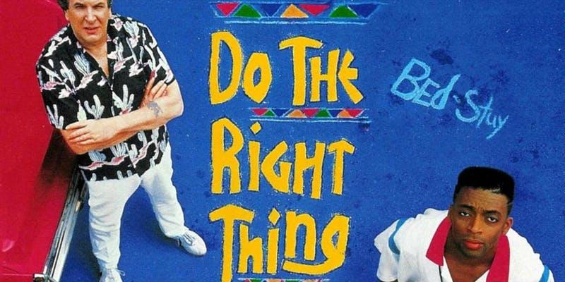 Do The Right Thing Screening + 80s & 90s Afterparty SD Melanin @ ULTRASTAR CINEMAS MISSION VALLEY - HAZARD CENTER