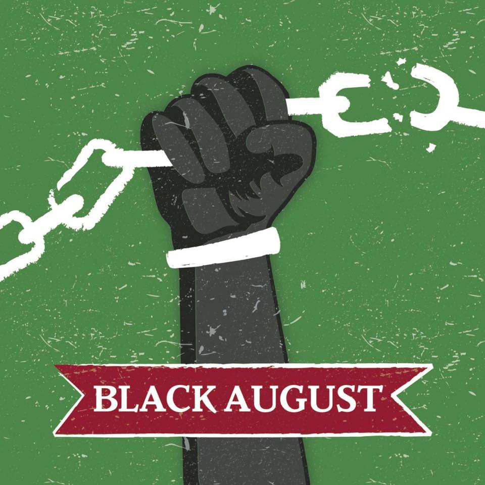 Black August Commemoration 2019 @ Malcolm X Library