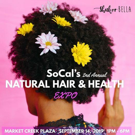 SoCal's Natural Hair & Health Expo @ Jacobs Center