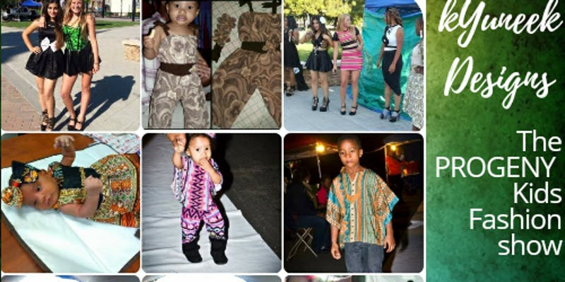 The Progeny: Kids Couture Runway Show @ Queen Bees Cultural Center