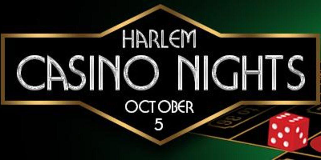 Harlem CASINO Nights @ Neighborhood House Association