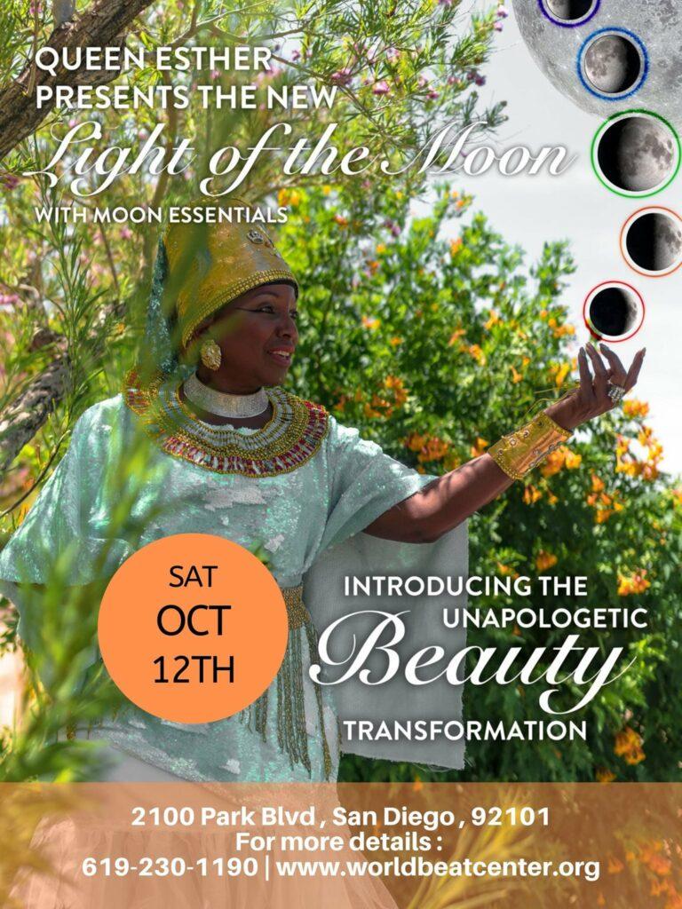 Women's Full Moon Healing @ WorldBeat Cultural Center