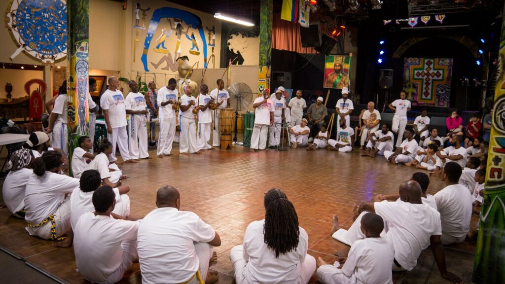Annual Capoeira Initiation and Graduation Ceremony @ WorldBeat Cultural Center