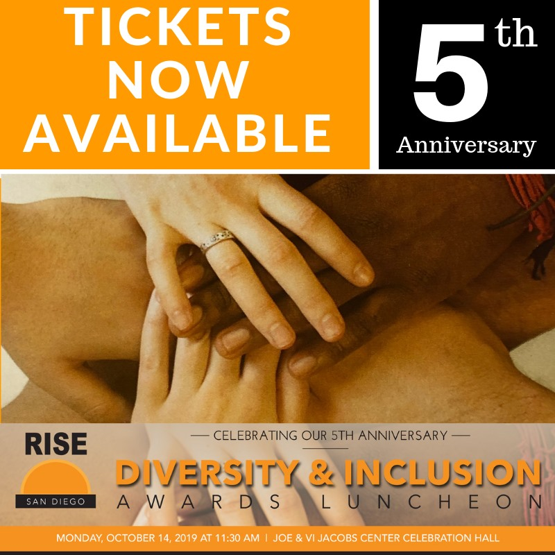 5th Annivesary Diversity & Inclusion Awards Luncheon @ Jacobs Center for Neighborhood Innovation